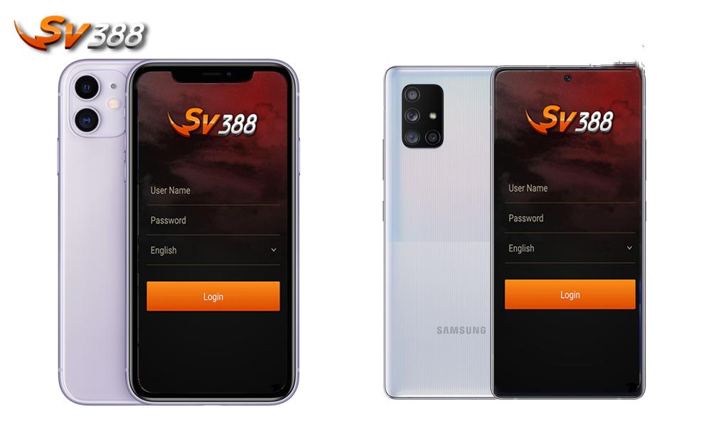 Cách tải App SV388 cho điện thoại Android Apk